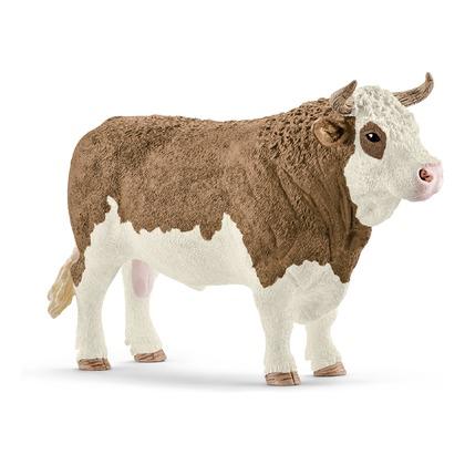 Симментальский бык