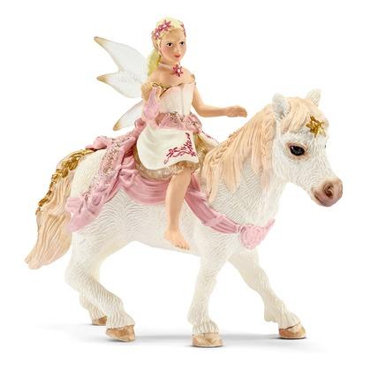 Нежная Лилия на пони