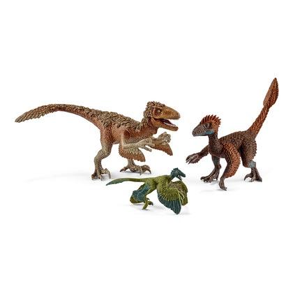 Пернатые хищники-динозавры