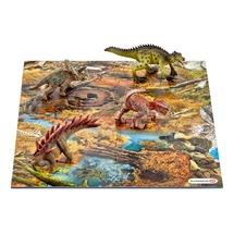 Мини-динозавры и пазл Заводь