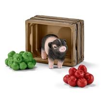 Набор Мини-пиг и яблоки