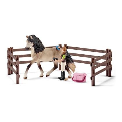 Набор для ухода за лошадьми
