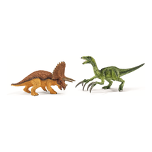 Трицератопс и Теризинозавр, малые