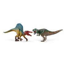 Спинозавр и Ти-рекс, малые