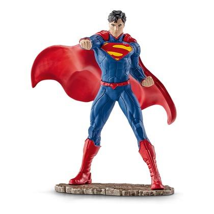 Супермен сражается