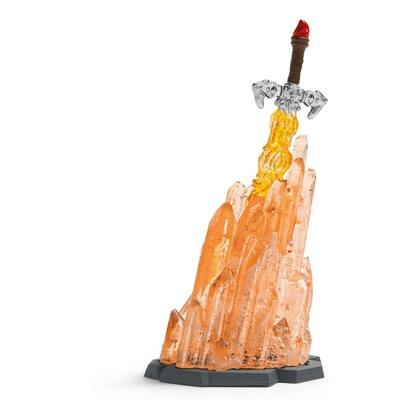 Волшебный огненный меч