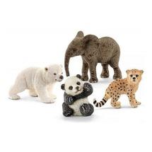 Животные дикой природы, детёныши