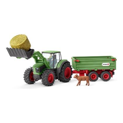 Набор Трактор с прицепом