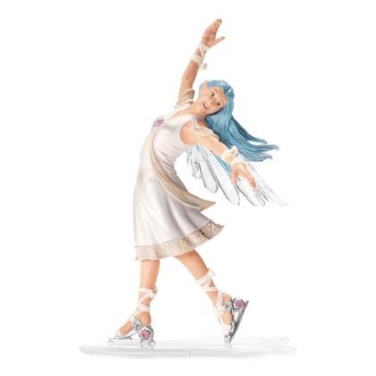 Ледяная Эльфийка Агуя на коньках