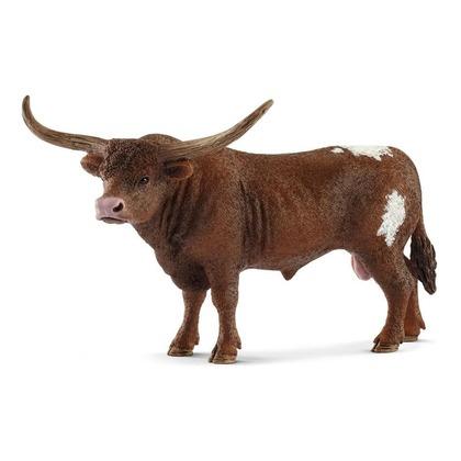 Техасский бык Лонгхорн