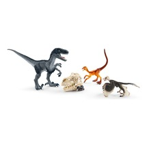 Пернатые динозавры-хищники