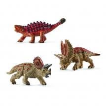 Травоядные динозавры Мелового периода, малые