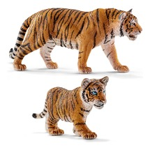 Тигр и тигрёнок