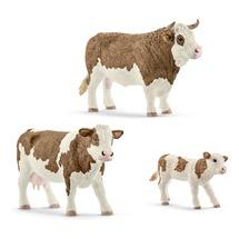 Коровы Симментальской породы