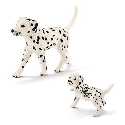 Далматин со щенком