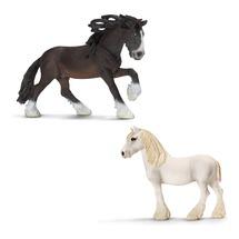 Лошади Шайрской породы