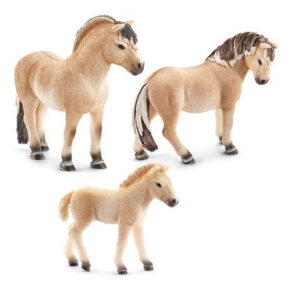 Лошади Фиордской породы