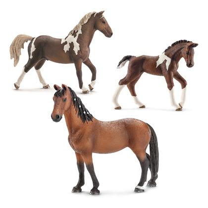 Лошади Тракененской породы