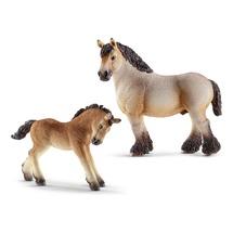 Лошади Арденской породы