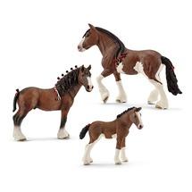 Лошади породы Клейдесдаль