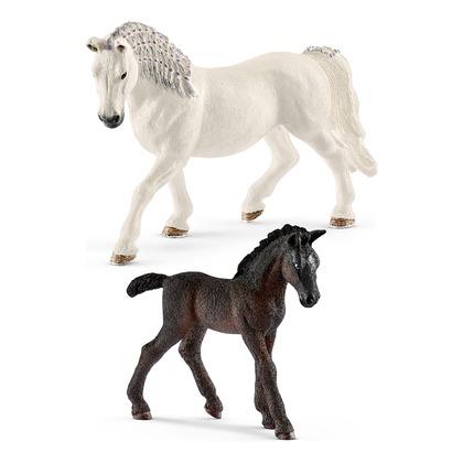 Лошади Липпицианской породы