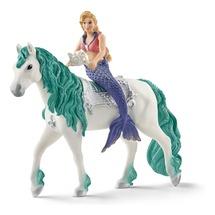 Русалка Габриэлла на морской лошади