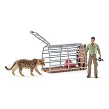 Рейнджер и капкан для леопарда