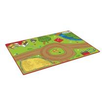 Детский ковер-ландшафт для игр «Ферма»