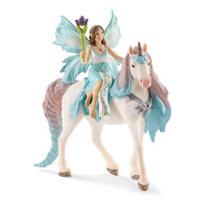 Принцесса Айела на единороге