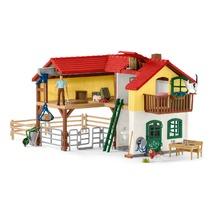 Набор Ферма с хлевом и животными