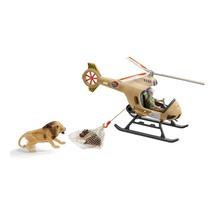 Вертолет-спасатель для диких животных