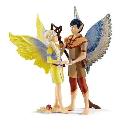 Эльфы Сера и Жаро