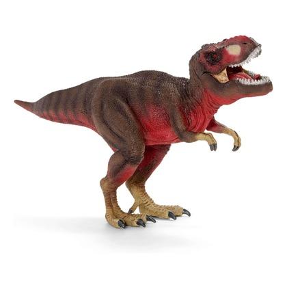 Тиранозавр Рекс, красный