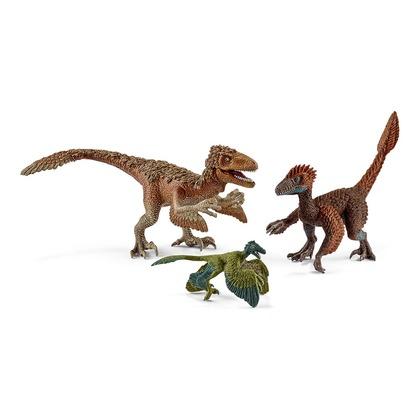 Пернатые хищники-динозавры (уценка)