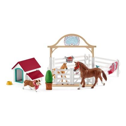 Лошади для гостей Ханны с собакой Руби (уценка)