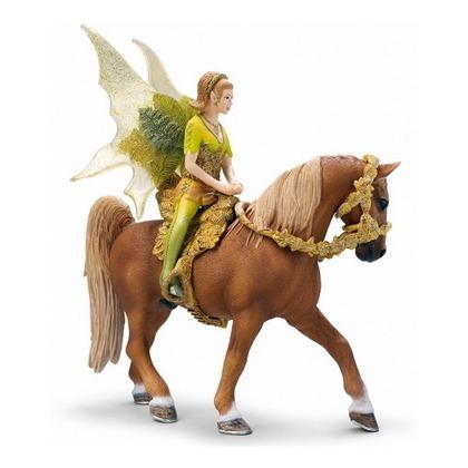 Набор для верховой езды с эльфом Тинувель, без лошади (уценка)