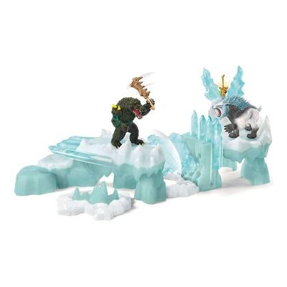 Нападение на ледяную крепость (уценка)