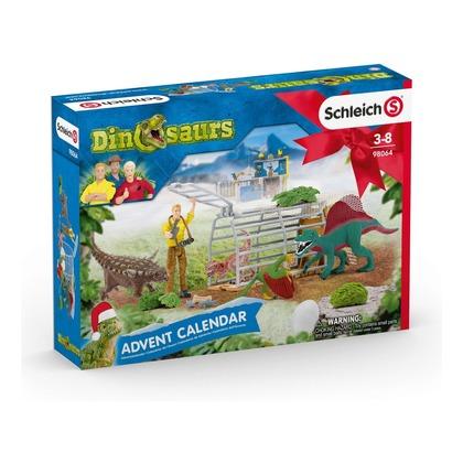 Рождественский календарь Динозавры 2020
