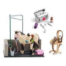 Мойка лошадей + медицинский набор