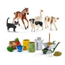 Животные с фермы и аксессуары