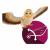 Фея, летящая на сверкающей сове