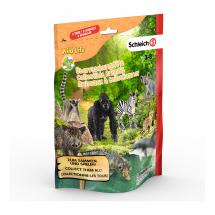 Пакетик-сюрприз с 3 фигурками Wild Life