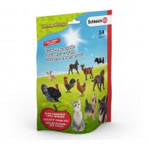 Пакетик-сюрприз с 3 фигурками Farm World