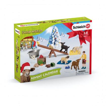 Рождественский календарь Farm World 2021